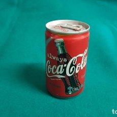 Coleccionismo de Coca-Cola y Pepsi: LATA BOTE COCA-COLA (15 CL.) HOLANDA (SIN ABRIR) CADUCA 2004. Lote 115023883