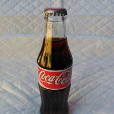 Coleccionismo de Coca-Cola y Pepsi: BOTELLA COCA COLA BELGICA 200 ML. Lote 115141443