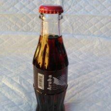 Coleccionismo de Coca-Cola y Pepsi: BOTELLA COCA COLA ARUBA 237 ML. Lote 115141563