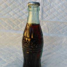 Coleccionismo de Coca-Cola y Pepsi: BOTELLA COCA COLA ESPAÑA 1960. Lote 115283523