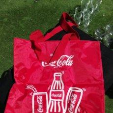 Coleccionismo de Coca-Cola y Pepsi: BOLSA PUBLICIDAD COCACOLA. Lote 115841518