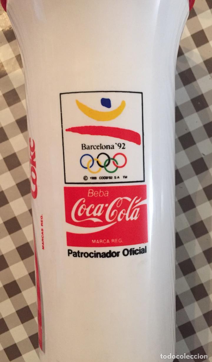 Coleccionismo de Coca-Cola y Pepsi: BOTE COCA COLA GRANDE, COBI, BARCELONA 92 - Foto 5 - 116652059