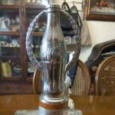 Coleccionismo de Coca-Cola y Pepsi: TROFEO COCA COLA PALOMAS MENSAJERAS AÑOS 60 COLOMBICULTURA. Lote 116820702