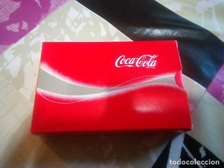 BARAJA DE CARTAS PUBLICIDAD DE COCA COLA (Coleccionismo - Botellas y Bebidas - Coca-Cola y Pepsi)