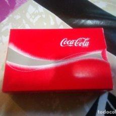 Coleccionismo de Coca-Cola y Pepsi: BARAJA DE CARTAS PUBLICIDAD DE COCA COLA. Lote 135058121