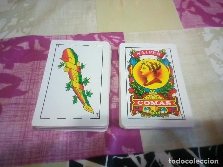 Coleccionismo de Coca-Cola y Pepsi: BARAJA DE CARTAS PUBLICIDAD DE COCA COLA - Foto 4 - 135058121