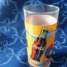 Coleccionismo de Coca-Cola y Pepsi: 2 MODELOS DE VASOS VINTAGE COCACOLA. Lote 117522587