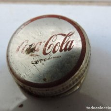 Coleccionismo de Coca-Cola y Pepsi: ANTIGUO TAPON METALICO ROSCA COCACOLA COCA COLA. Lote 119546563