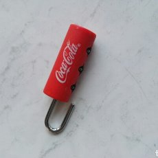 Coleccionismo de Coca-Cola y Pepsi: CANDADO COCA-COLA. Lote 120151482