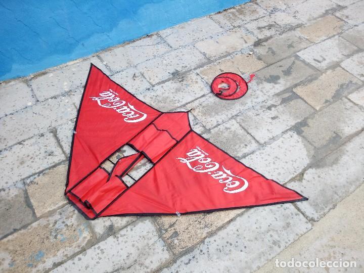 COMETA COCA COLA. (Coleccionismo - Botellas y Bebidas - Coca-Cola y Pepsi)