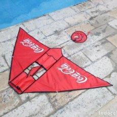 Coleccionismo de Coca-Cola y Pepsi: COMETA COCA COLA.. Lote 120349675