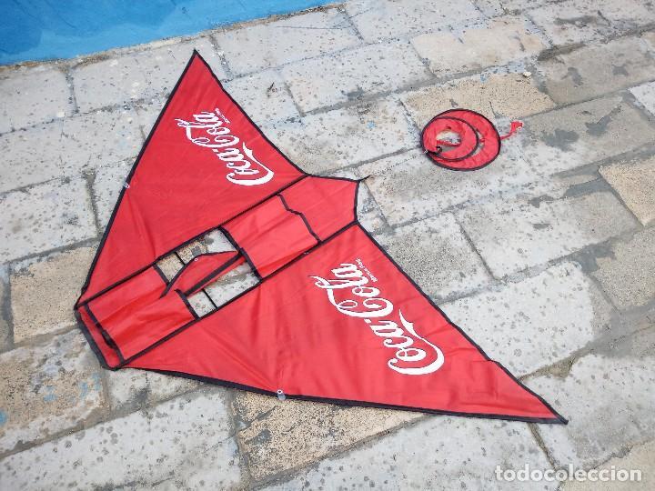 Coleccionismo de Coca-Cola y Pepsi: cometa coca cola. - Foto 2 - 120349675