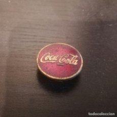 Coleccionismo de Coca-Cola y Pepsi: INSIGNIA PIN COCA-COLA. Lote 120846587