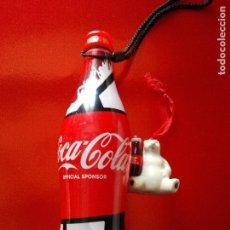 Coleccionismo de Coca-Cola y Pepsi: LOTE 2 ARTÍCULOS-COCA COLA-COLECCIONISTAS-BUEN ESTADO-VER FOTOS. Lote 121727131