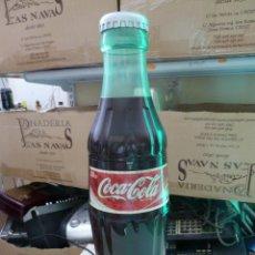 Coleccionismo de Coca-Cola y Pepsi: BOTELLA COCA COLA RADIO REPRODUCTOR DE CD. Lote 122479363