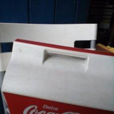 Coleccionismo de Coca-Cola y Pepsi: NEVERA COCA COLA VINTAGE. Lote 124300791