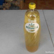 Coleccionismo de Coca-Cola y Pepsi: BOTELLA DE MIRINDA DE LIMÓN. Lote 124548215