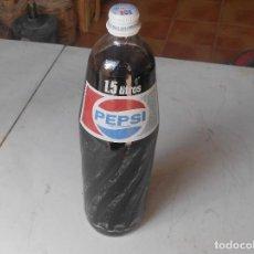 Coleccionismo de Coca-Cola y Pepsi: BOTELLA DE PEPSI COLA. Lote 124548807