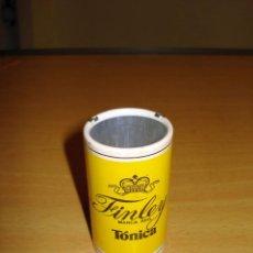 Coleccionismo de Coca-Cola y Pepsi: BOTE MECHERO FORMA LATA FINEY TÓNICA. CIRCUITO SPA-FRANCOCHAMPS (BÉLGICA). Lote 124656039