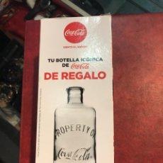Coleccionismo de Coca-Cola y Pepsi: BOTELLA DE COCA COLA EN SU CAJA ORIGINAL. Lote 124658519