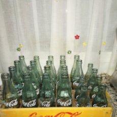 Coleccionismo de Coca-Cola y Pepsi: ANTIGUA CAJA COCA COLA DE 24. Lote 124979020