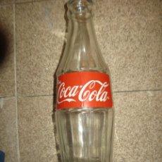 Coleccionismo de Coca-Cola y Pepsi: GRAN BOTELLA COCA COLA 350 ML. Lote 125236191