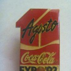 Coleccionismo de Coca-Cola y Pepsi: PIN DE COCA - COLA.. Lote 125337867