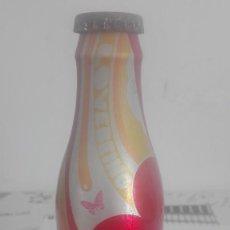 Coleccionismo de Coca-Cola y Pepsi: BOTELLA COCA COLA ALUMINIO. LOVEBEING. 200 ML. Lote 125379783