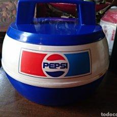 Coleccionismo de Coca-Cola y Pepsi: CUBIERTA PEPSI VINTAGE AÑOS 80. Lote 126061754