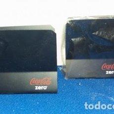 Coleccionismo de Coca-Cola y Pepsi: SERVILLETERO DE CHAPA COCA COLA SIN USO. Lote 126163472