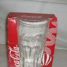 Coleccionismo de Coca-Cola y Pepsi: VASO DE COCA COLA . Lote 127733191