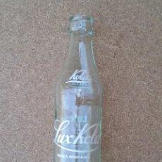 Coleccionismo de Coca-Cola y Pepsi: BOTELLÍN LUX KOLA. Lote 128003010