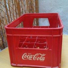 Coleccionismo de Coca-Cola y Pepsi: CAJA DE COCA COLA PARA BOTELLAS.. Lote 128225307