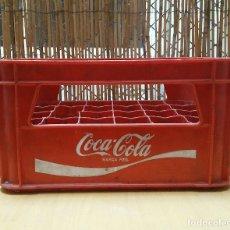 Coleccionismo de Coca-Cola y Pepsi: CAJA COCA COLA PARA LAS BOTELLAS.. Lote 128226071