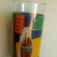 Coleccionismo de Coca-Cola y Pepsi: VASO DE TUBO COCA COLA (13,5). Lote 128915203