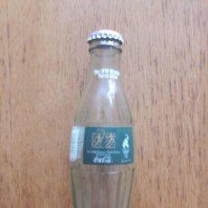 Coleccionismo de Coca-Cola y Pepsi: BOTELLA DE COCA-COLA JUEGOS OLÍMPICOS DE ATLANTA 1996 / THE 1996 OLYMPIC TORCH RELAY . Lote 129524727