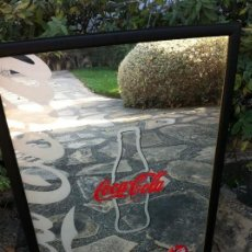Coleccionismo de Coca-Cola y Pepsi: ESPEJO COCA-COLA LA VIDA SABE BIEN. Lote 130016667