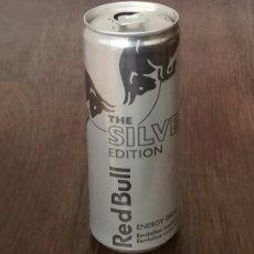 Coleccionismo de Coca-Cola y Pepsi: LATA RED BULL SILVER EDITION 0,25 L. BOTE CAN ENERGY DRINK EDICION BEBIDA ENERGETICA. Lote 130081383
