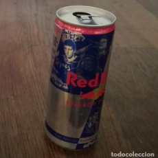 Coleccionismo de Coca-Cola y Pepsi: LATA RED BULL BATALLA DE LOS GALLOS 0,25 L. BOTE CAN ENERGY DRINK BEBIDA ENERGETICA. Lote 130081467