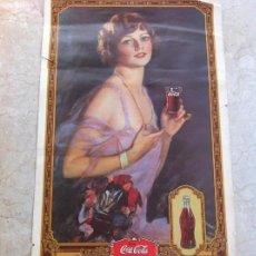 Coleccionismo de Coca-Cola y Pepsi: CALENDARIO COCA-COLA 1974 COMPLETO PERO CON LAS HOJAS SUELTAS. AMERICANO. ORIGINAL. Lote 130828700