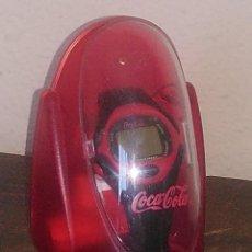 Coleccionismo de Coca-Cola y Pepsi: RELOJ COCA COLA PULSERA DIGITAL A ESTRENAR EN SU CAJA. Lote 131108676
