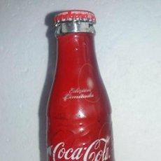 Coleccionismo de Coca-Cola y Pepsi: BOTELLA LLENA COCA COLA EDICION LIMITADA LUNA PARK PALACIO DEL DEPORTE. Lote 131479254