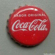 Coleccionismo de Coca-Cola y Pepsi: CHAPA COCA COLA SABOR ORIGINAL. Lote 131679334