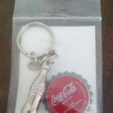 Coleccionismo de Coca-Cola y Pepsi: PACK PROMOCIONAL VISITA FÁBRICA COCA COLA 1996.. Lote 132156690