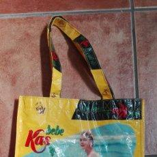 Coleccionismo de Coca-Cola y Pepsi: BOLSA VINTAGE 50 ANIVERSARIO KAS . Lote 133203998