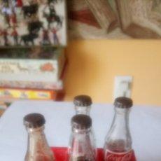 Coleccionismo de Coca-Cola y Pepsi: CAJITA PLÁSTICO DE COCA-COLA.. Lote 134256833