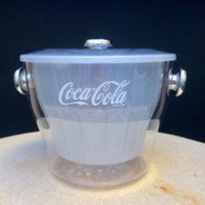 Coleccionismo de Coca-Cola y Pepsi: CUBITERA COCA COLA. Lote 134257875