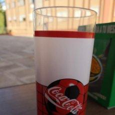 Coleccionismo de Coca-Cola y Pepsi: VASO DE COCA-COLA. FRANCIA. 1998. Lote 134314074