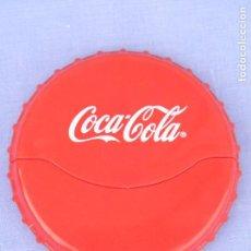 Coleccionismo de Coca-Cola y Pepsi: CORTA PIZZAS CON TAPA, DE COCA COLA. Lote 134346962