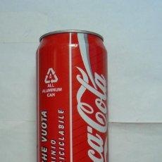 Coleccionismo de Coca-Cola y Pepsi: 1 LATA DE COCA COLA VACIA ITALIANA 0,5 L AÑO 1991 . Lote 134851338